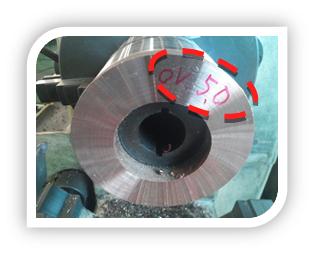 Castman Copper Rotor
